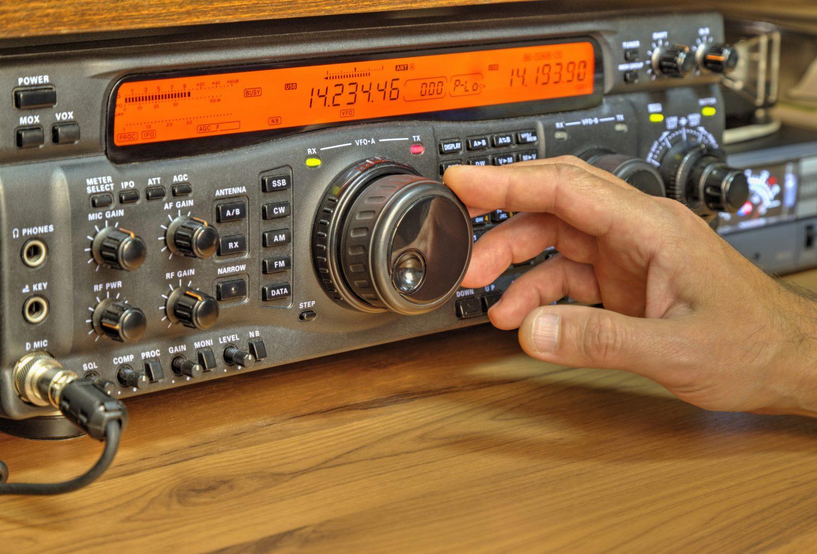 Une formation pour devenir radioamateur