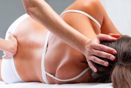 Prendre soin de son dos grâce à l'ostéopathie