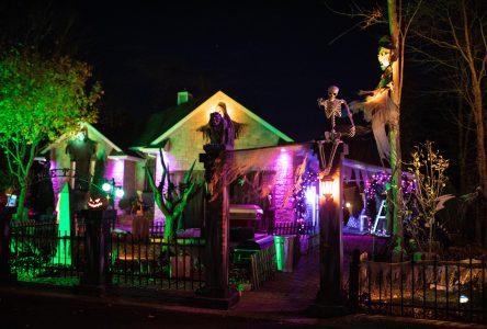 L'Halloween reportée dans certaines municipalités