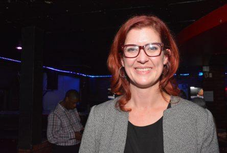 Christine Normandin du Bloc québécois l'emporte haut la main