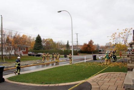 Fuite de gaz et panne d'électricité dans le secteur Saint-Luc