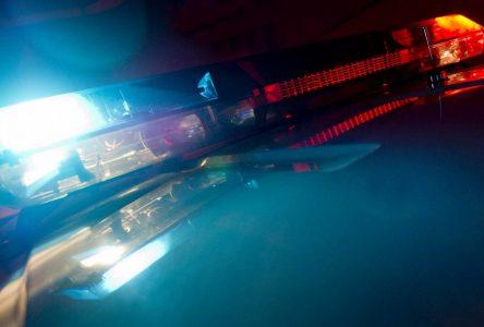 Une personne blessée dans un accident lié à l'alcool au volant