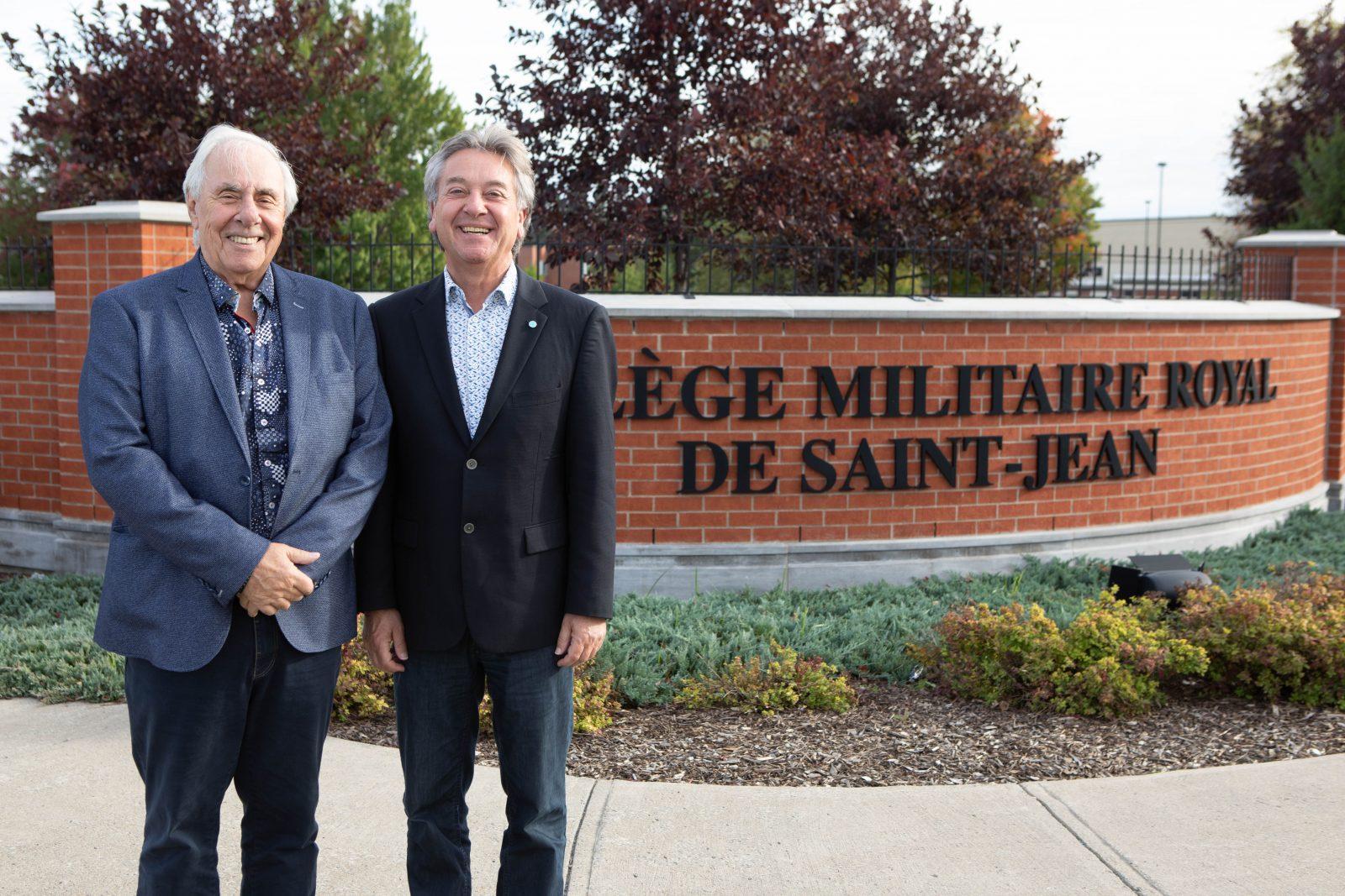 Le Collège international pour la paix dans la plateforme libérale
