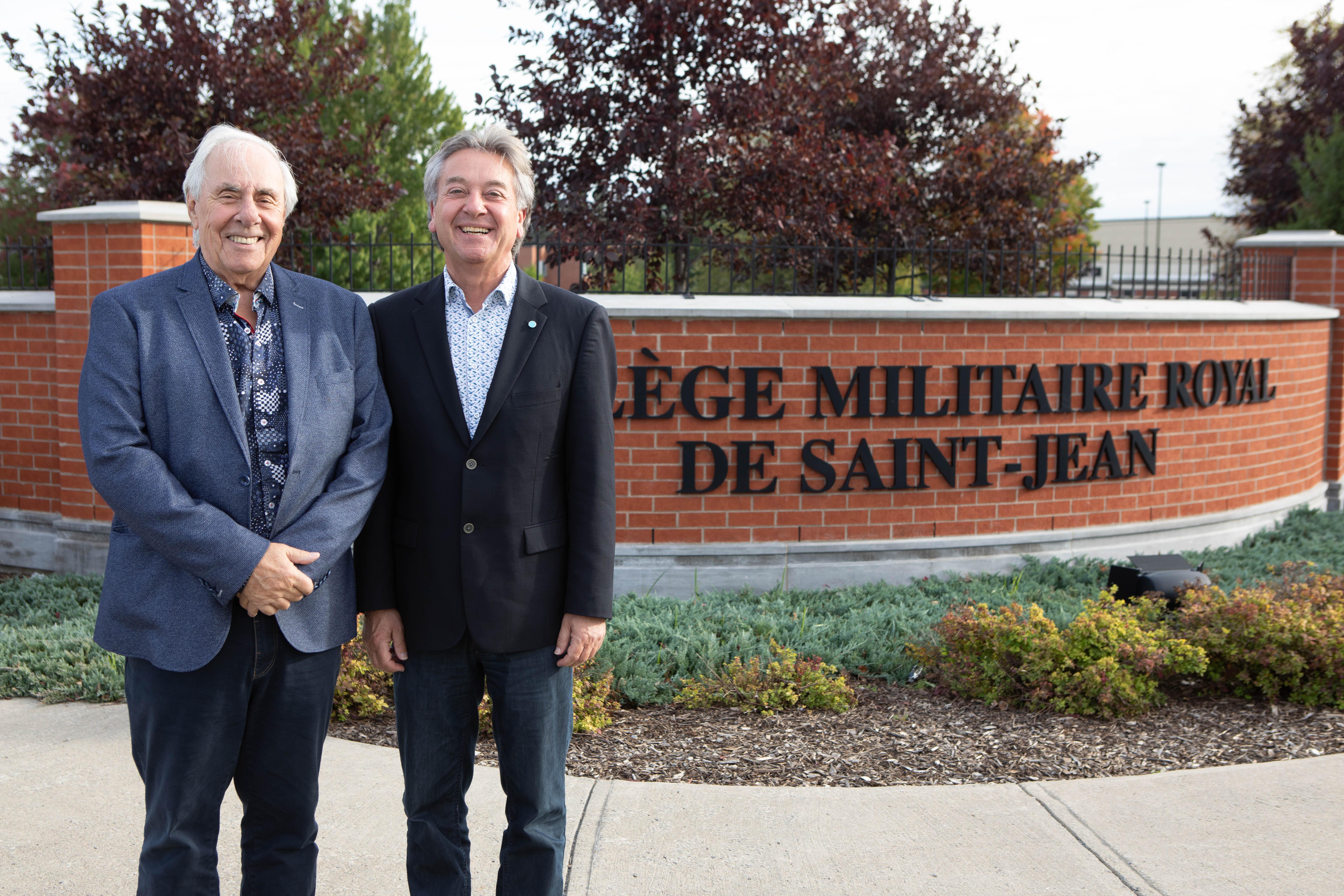 Le Collège international pour la paix dans la plateforme libérale - Le Canada Français