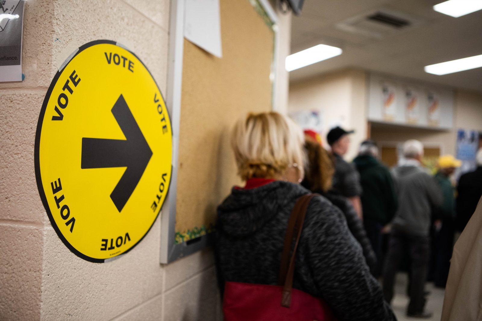Ils sont 19 603 électeurs à avoir déjà voté dans Saint-Jean