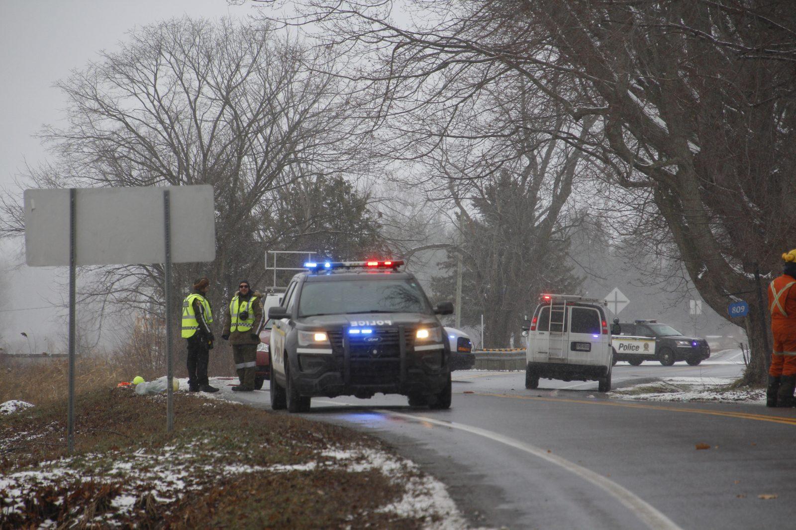 Accident mortel à St-Paul-de-l'Île-aux Noix: la SQ recherche des témoins