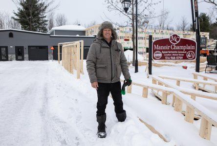 Des condos locatifs de luxe construits à Venise-en-Québec