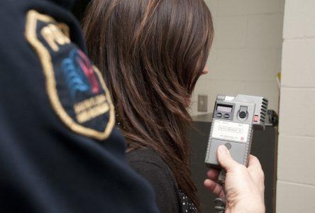 Une arrestation pour alcool au volant