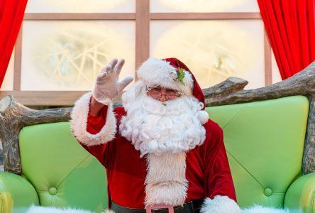 Le père Noël, un confident attachant!
