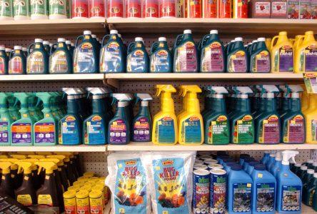 Ville de Saint-Jean: réflexion sur la possibilité d'interdire les pesticides