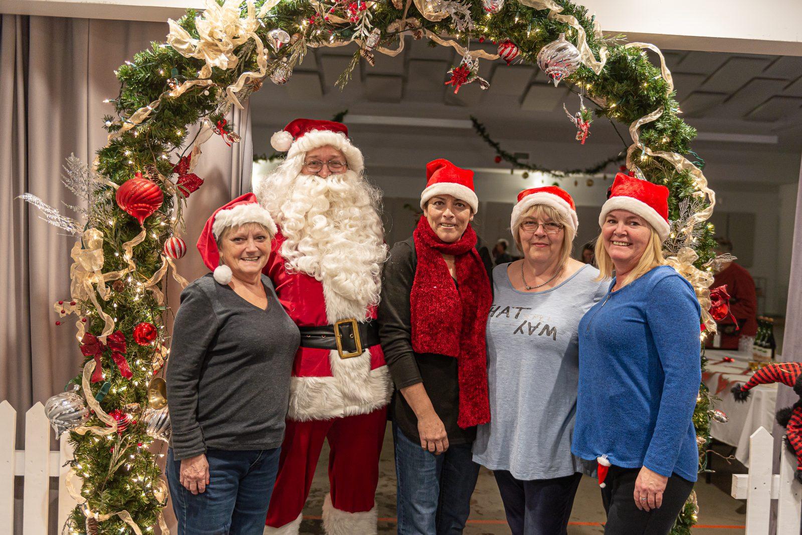 Une tablée de Noël attendue à Venise-en-Québec