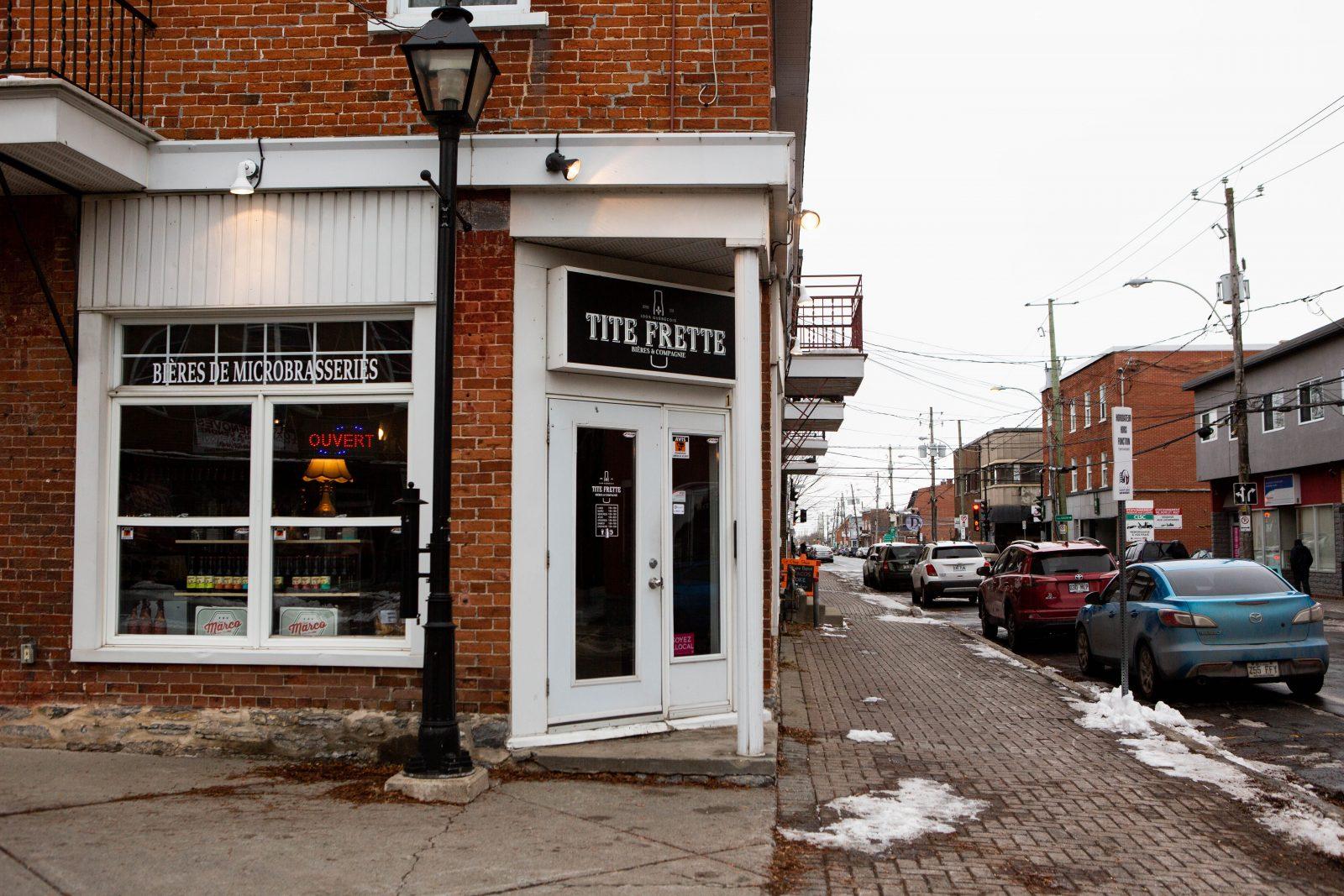 Tite Frette Bières et compagnie ouvrira un restaurant caché