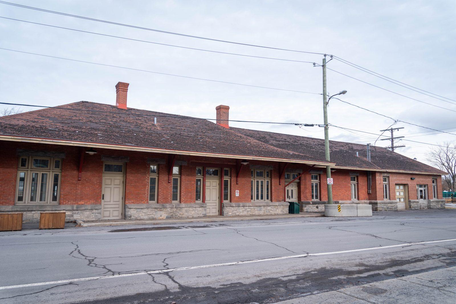 308 000$ pour rénover la gare de la rue Foch