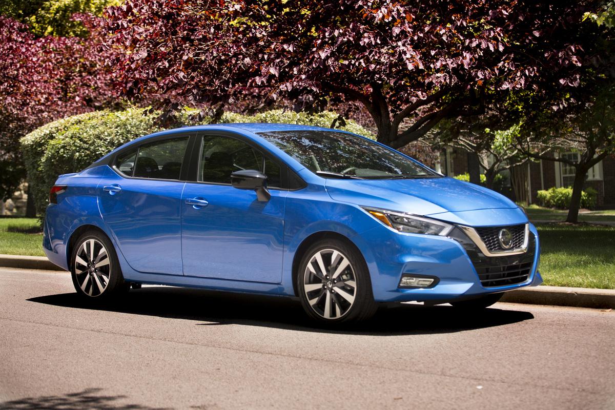 Retour de la Nissan Versa au Canada