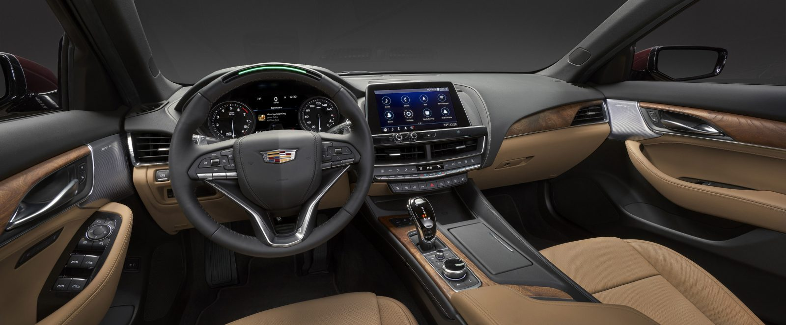 Conduite semi-autonome améliorée chez Cadillac