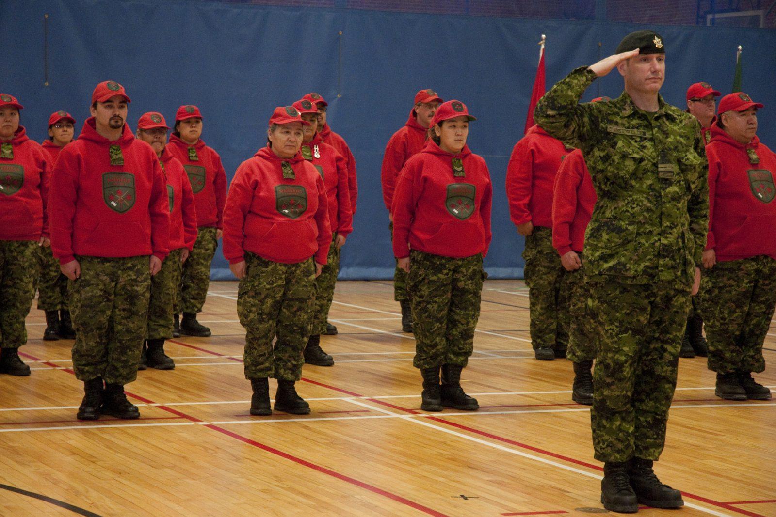 Les Rangers viendront prêter main forte dans le nord du Québec