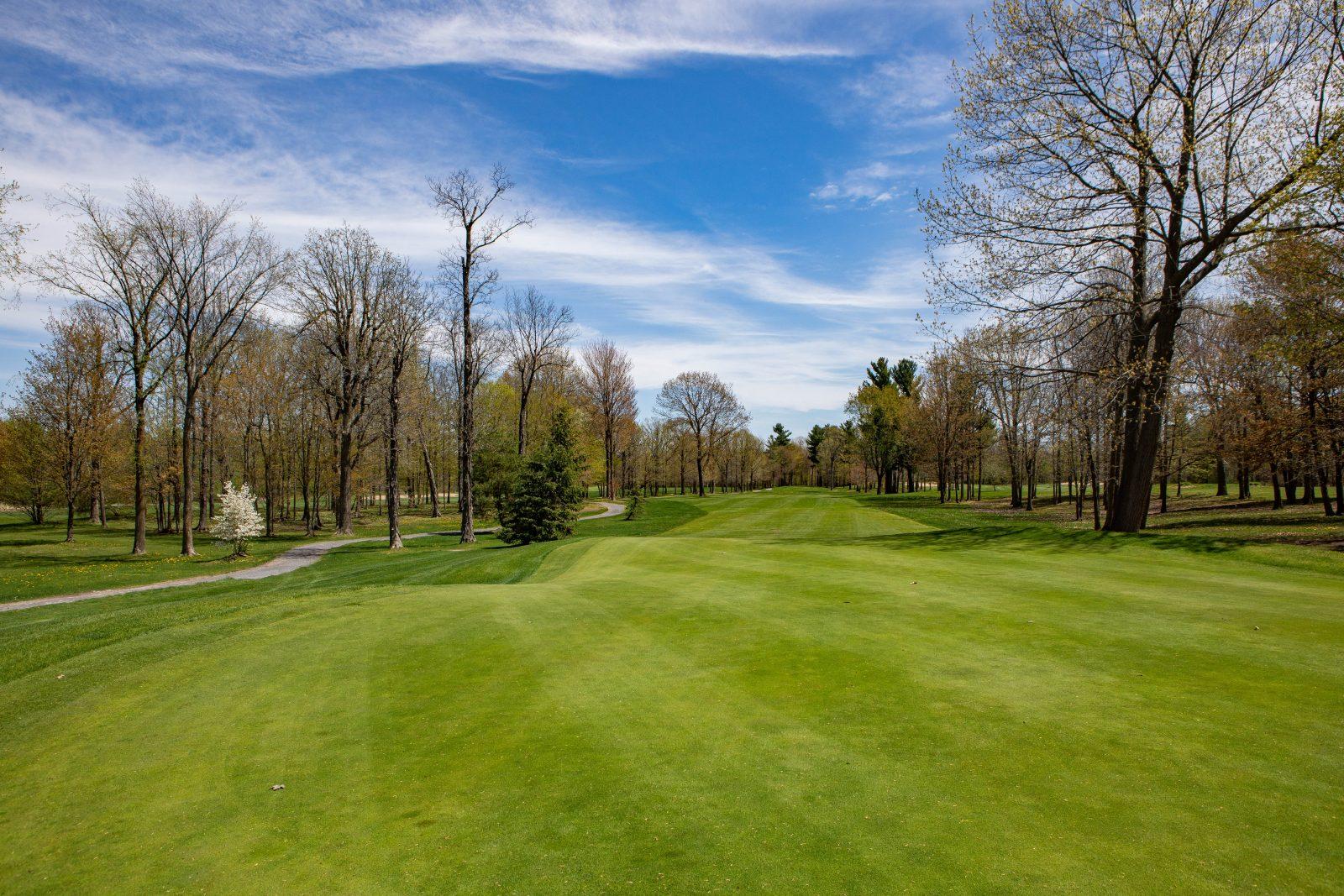 Les golfeurs de retour sur les verts