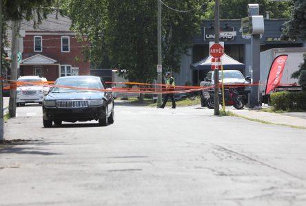 Un motocycliste blessé gravement à Iberville