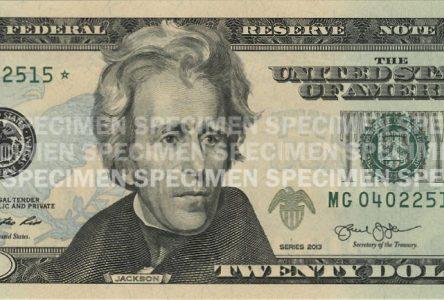 Faux billets 20 US$ et 50 US$ en circulation