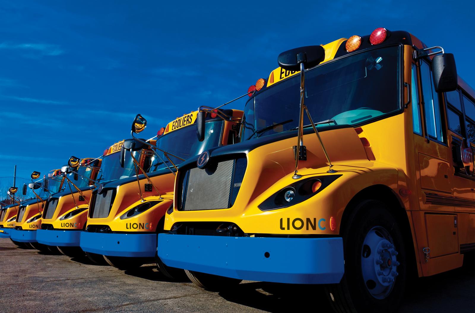 Transdev investit 4,5 M$ pour acquérir 27 autobus électriques