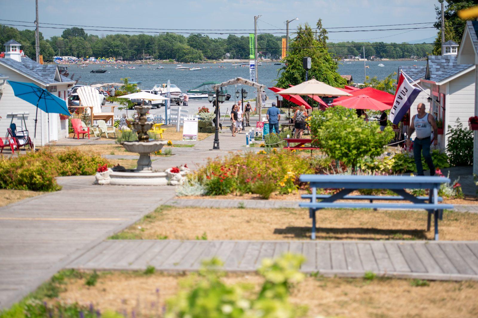 Le marché public de Venise-en-Québec fait peau neuve
