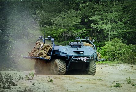 Rheinmetall en lice pour un important contrat au Royaume-Uni