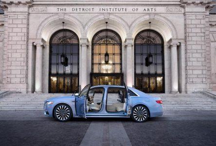 Mort annoncée de la Lincoln Continental