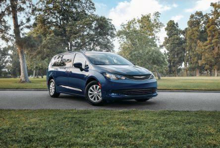 La Chrysler Voyager devient la Grand Caravan au Canada