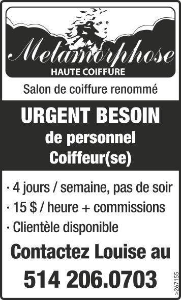 Logo de Coiffeur(se)