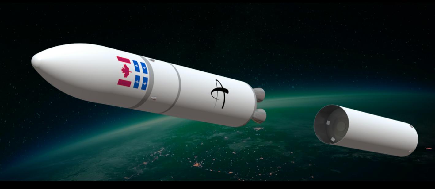 Reaction Dynamics obtient 1,5 M$ de l'Agence spatiale
