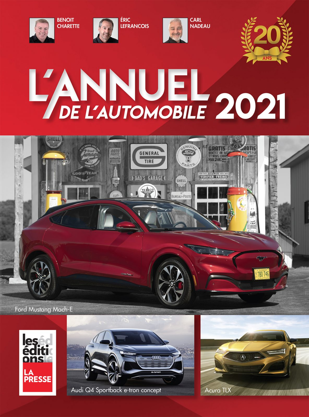 L'Annuel de l'Automobile 2021 – Bientôt en magasin
