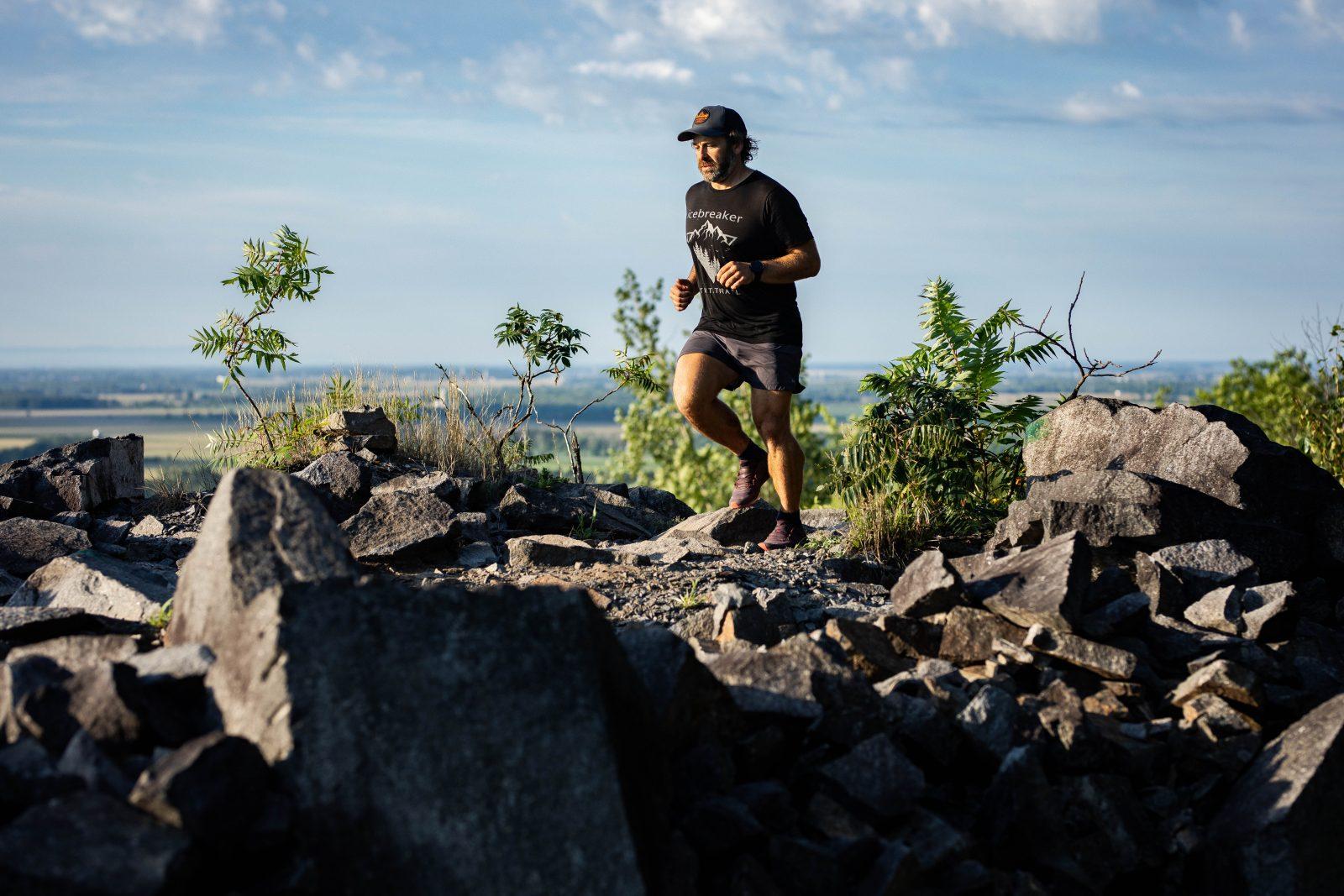 Il grimpera 41 fois le mont Saint-Grégoire