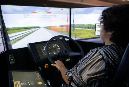 Transdev se dote d'un simulateur haute technologie