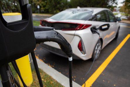Plus de 1300 véhicules électriques à Saint-Jean