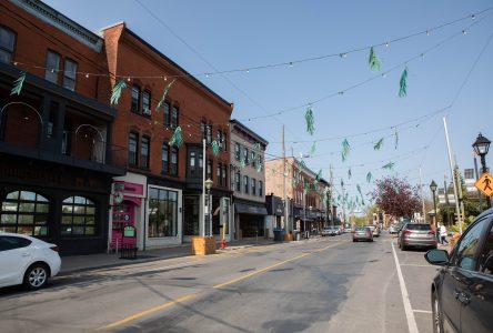 Les commerçants du centre-ville inquiets pour l'automne