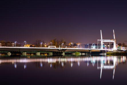 Le pont Gouin fermé cinq jours