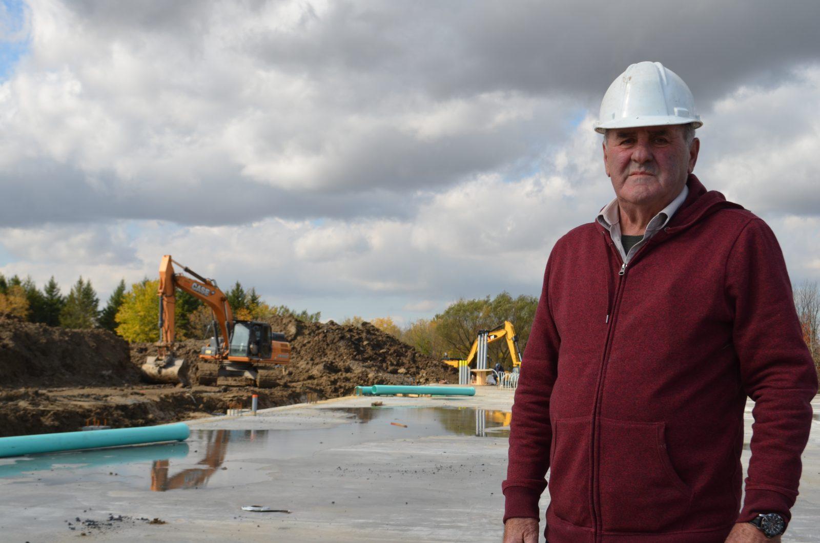 Projet de 8 M$ dans le nouveau parc industriel de Sainte-Brigide-d'Iberville