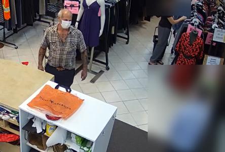 Un suspect recherché pour vol