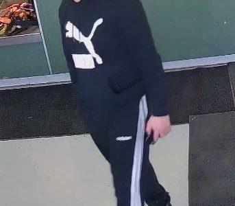 Un suspect recherché pour vol d'outils
