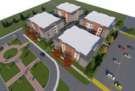 Quatre nouveaux immeubles au Carré Singer