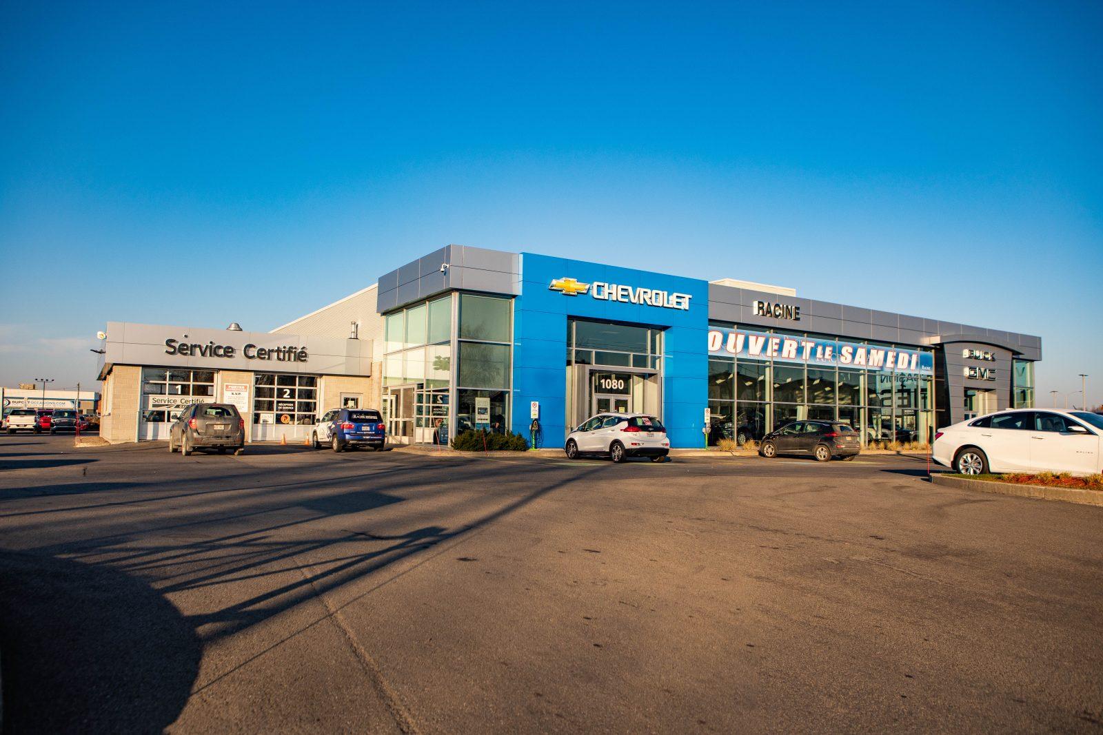 Racine Chevrolet acquiert deux concessionnaires