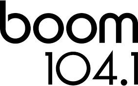 logo boom 104.1