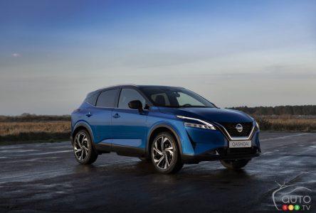 Nissan présente son nouveau Qashqai 2022
