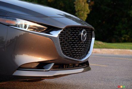 Mazda est la meilleure marque en 2021, selon Consumer Reports