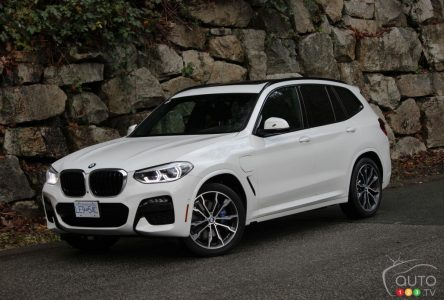 Essai routier du BMW X3 xDrive30e 2020 : un nom plus long que l'autonomie