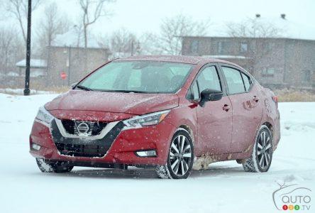 Premier essai de la Nissan Versa 2021 : un pari risqué ou calculé?