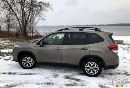 Essai à long terme du Subaru Forester 2021, partie 1 : D'abord les origines…