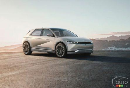 Hyundai dévoile enfin l'Ioniq 5