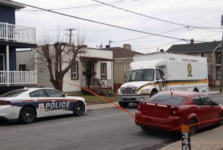 Mort suspecte sur la rue Marie-Élizabeth