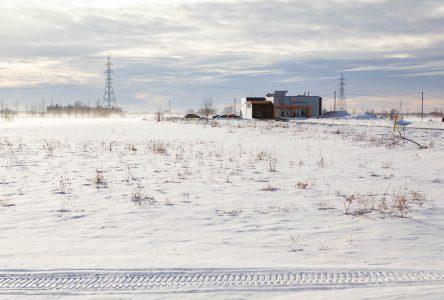 Des terrains industriels pour à peine cinq à sept ans